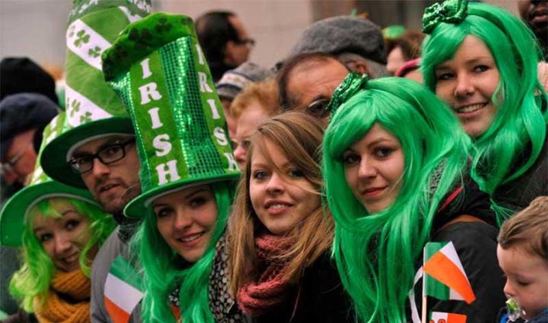 St Patricks Day USA