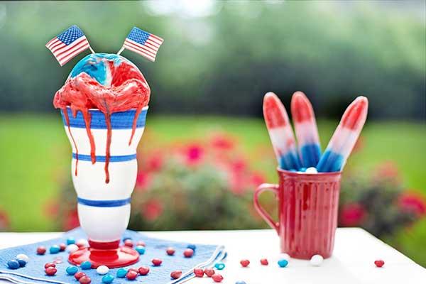 4th July Celebrations - USA Federal Holidays