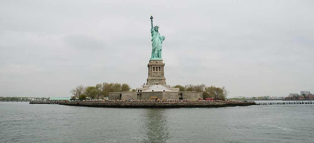 The Statue of Liberty - A symbol of America's Independence