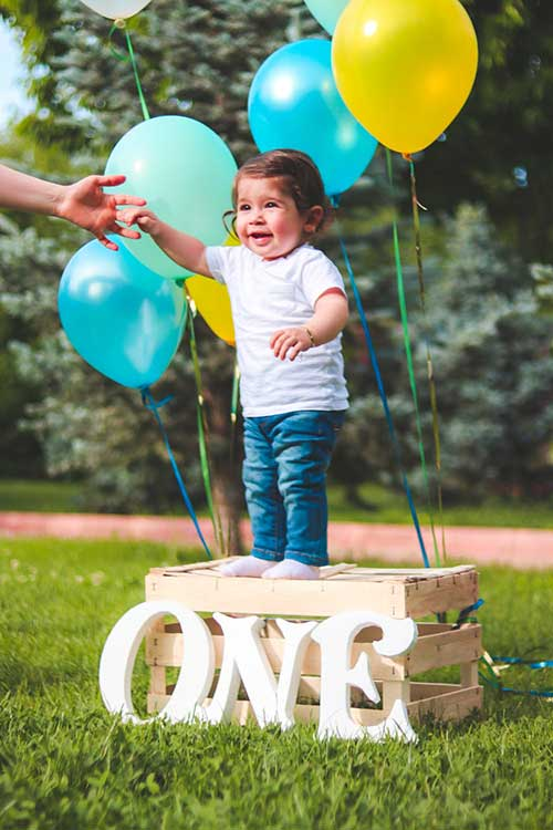 One year old birthday Gift Ideas